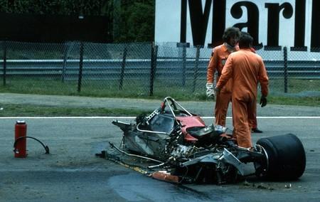 Gilles Villeneuve Muerte F1 1982
