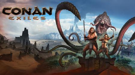 Conan Exiles abandonará su fase de Acceso Anticipado y anuncia su llegada a PC y consolas con este salvaje tráiler