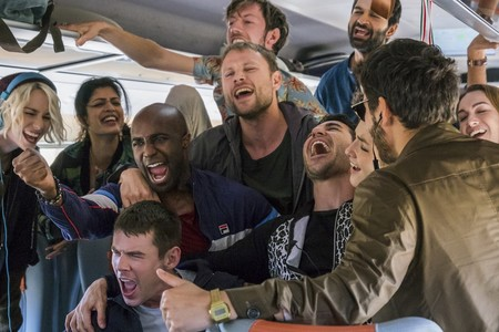 'Sense8' termina con una fiesta exclusiva para fans: el final de la serie lleva ración extra de tiros y sensiblería