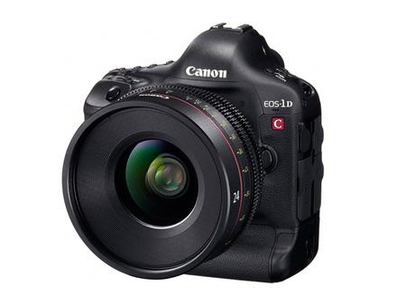 Canon EOS 1D-C : La réflex con grabación a 4K por fin anunciada