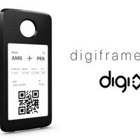 DigiFrameMod es el Moto Mod que añade una segunda pantalla de tinta electrónica al Moto Z
