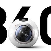 Samsung apuesta de nuevo por el vídeo en 360 grados en una cámara que llegará próximamente