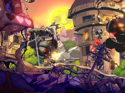 Rise & Shine: el shooter Made in Spain de Adult Swim llega el 13 de enero a Xbox One y PC
