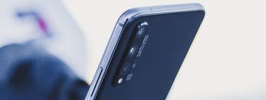 Huawei Nova 5T, análisis: la gama media alta de Huawei tiene cuatro cámaras y es ambiciosa
