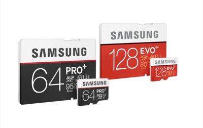 Si tu elección es un smartphone con microSD, Samsung tiene nuevas tarjetas más rápidas para ti