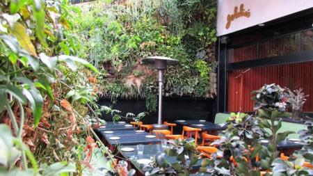 En LA también puedes disfrutar de estupendas terrazas. ¿Un ejemplo? Goldie's