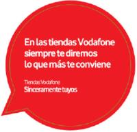 Original campaña de Vodafone para satisfacer a sus clientes