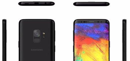 Galaxy S9: este sería el diseño definitivo del próximo estandarte de Samsung, según Forbes