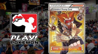 Adiós Lysandre, Pokémon Company prohibe su uso en los torneos oficiales