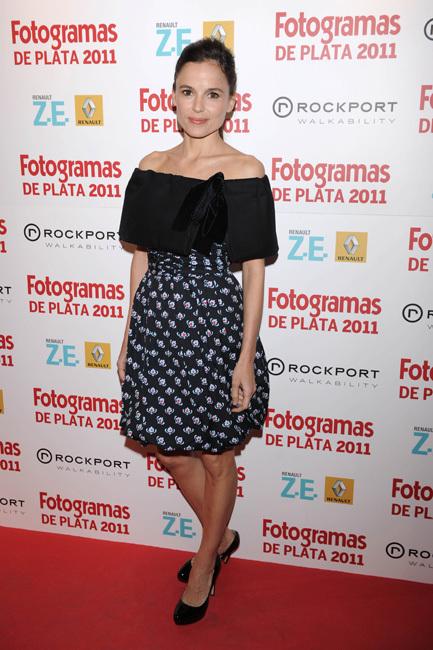Elena Anaya fotogramas plata 2012