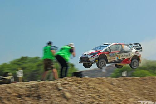 Así vivimos el WRC México 2019: Sebastien Ogier se impone y Benito Guerra hace historia en el WRC2