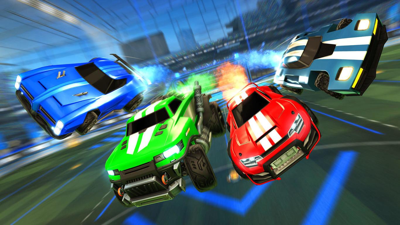 Rocket League ya permite formar grupos de amigos entre las diferentes  plataformas