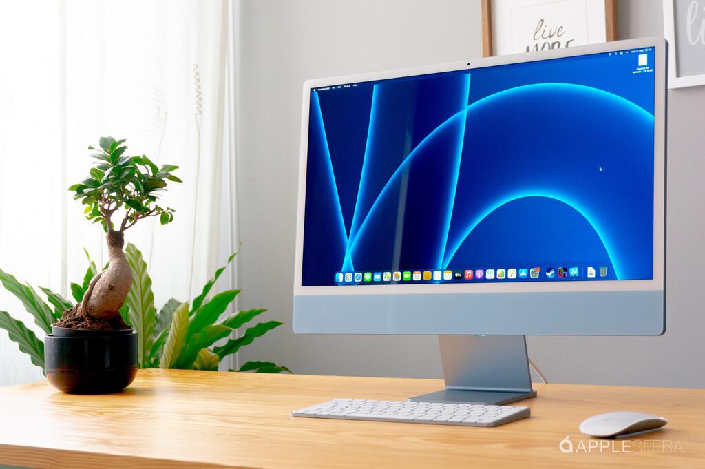 El nuevo iMac 2021 solo es el principio de una nueva era para el Mac