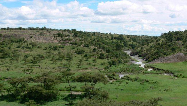 Campamento Mahali Mzuri en Africa de Virgin