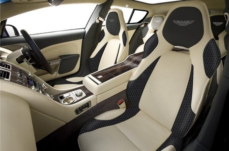 Aston Martin Rapide Bertone one-off 2013, vista interior