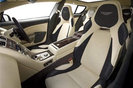 Aston Martin Rapide Bertone one-off 2013, vista interior