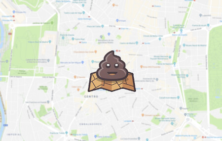 """El """"Google Maps"""" de las cacas se llama 'Poop Map', tiene miles de usuarios y arrasa en Play Store y App Store"""