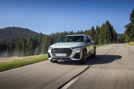 Audi Q3 y Q3 Sportback 45 TFSIe: los SUV compactos son ahora híbridos enchufables con 51 km de autonomía y 245 CV