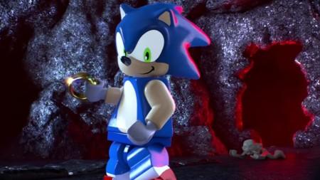 Sonic es el gran aliciente de los próximos contenidos de LEGO Dimensions