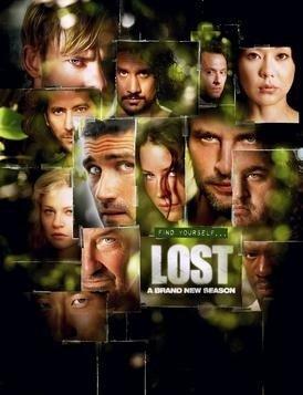 Póster de la tercera temporada de Perdidos