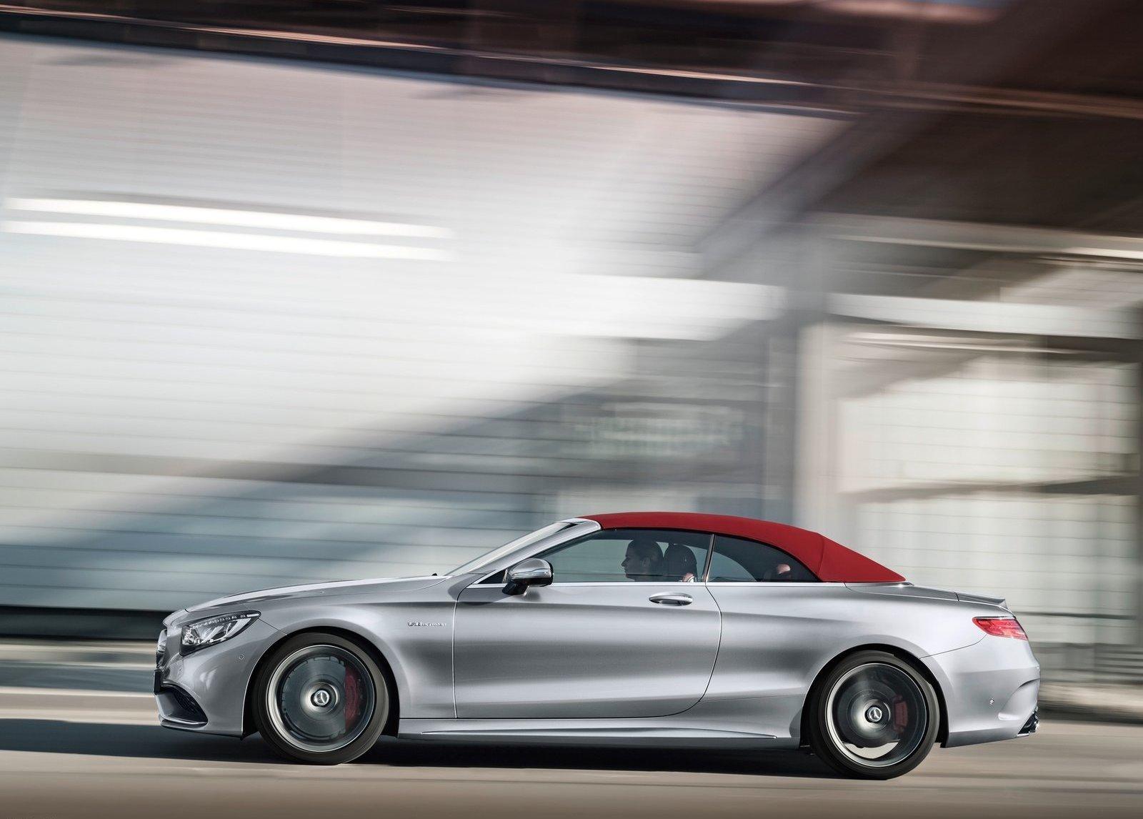 Foto de Mercedes-AMG S 63 Cabriolet Edition 130 (6/21)