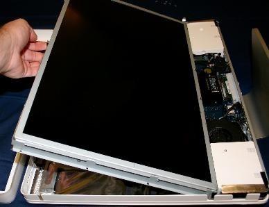 """Desmontando un iMac de 24"""""""