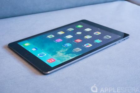 Análisis iPad Air Applesfera sofá
