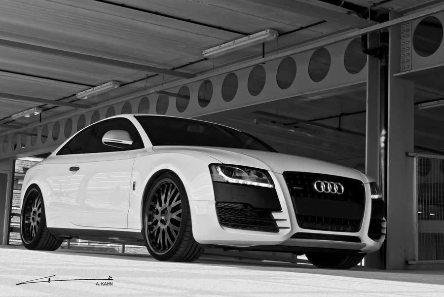 Foto de Audi A5 Coupe Sport Project Kahn (1/5)