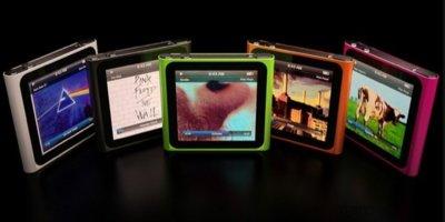 """Más información sobre el posible """"iPod nano touch"""""""