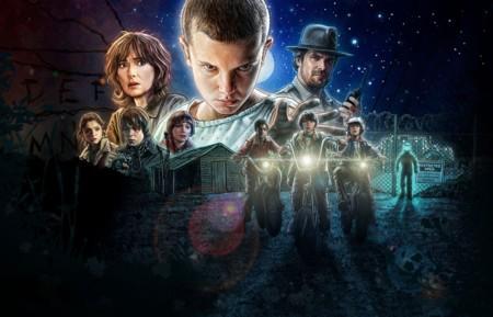 """'Stranger Things' ha sido un bombazo, pero """"sólo"""" es la tercera serie más vista de Netflix"""