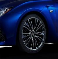 Lexus RC F: misterio de cara a Detroit