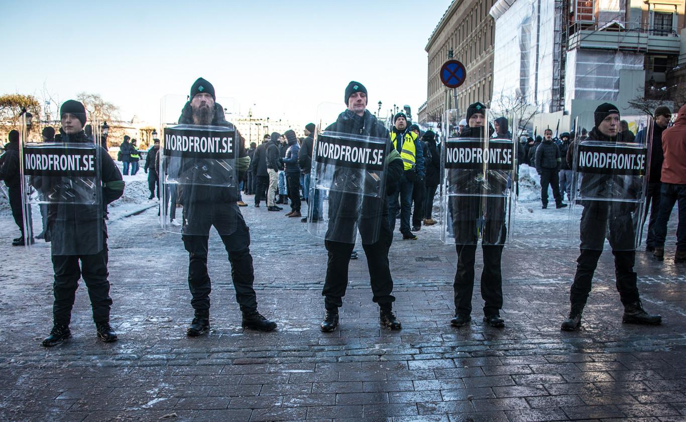 El fin del idilio nórdico? Los coqueteos de Suecia con la ultraderecha y el  movimiento neonazi