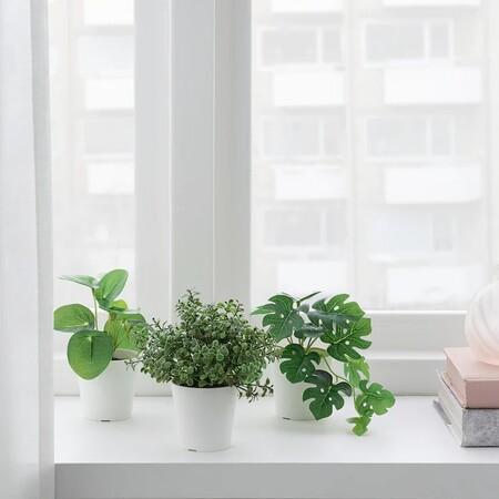 Fejka Planta Artificial Maceta J 1