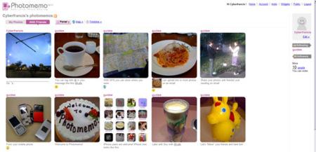 Photomemo, publica en la web las imágenes que tomes con dispositivos móviles