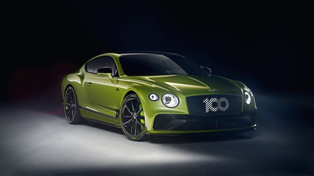 Bentley Continental Record Gt 02