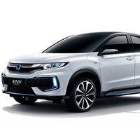 Honda X-NV Concept: El HR-V eléctrico que quiere quedarse sólo en China