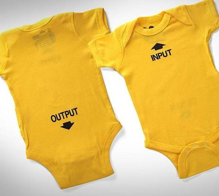 Input Output Baby Onsie 0