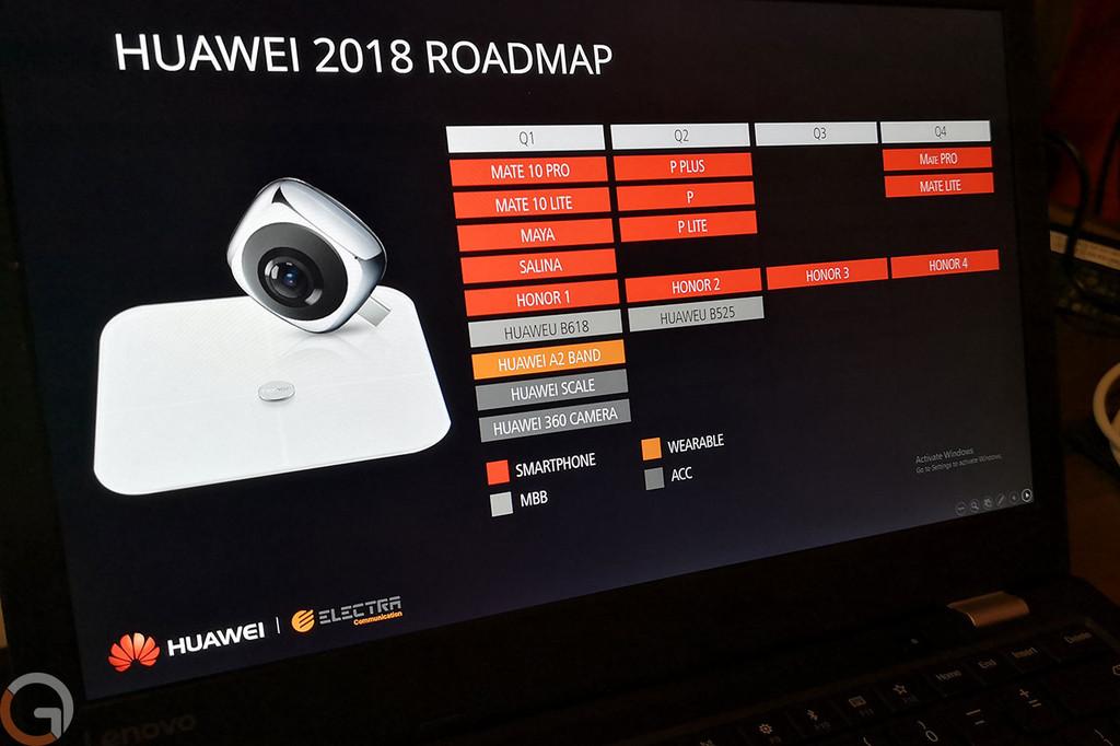Huawei Israel 2018