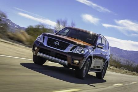 Nissan Armada 2017 6