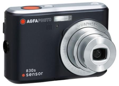 AgfaPhoto 830s y 530s facilitan la pulsación del disparador