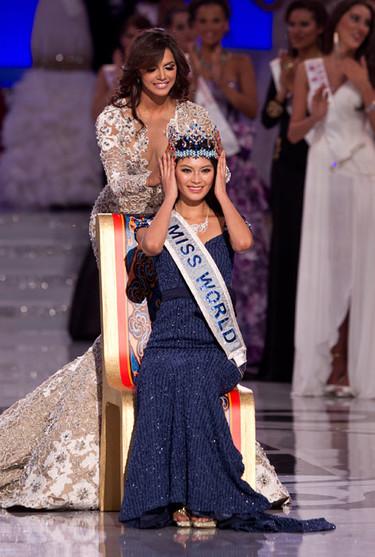 China lo conquistan todo, hasta Miss Mundo  Wen Xiayu