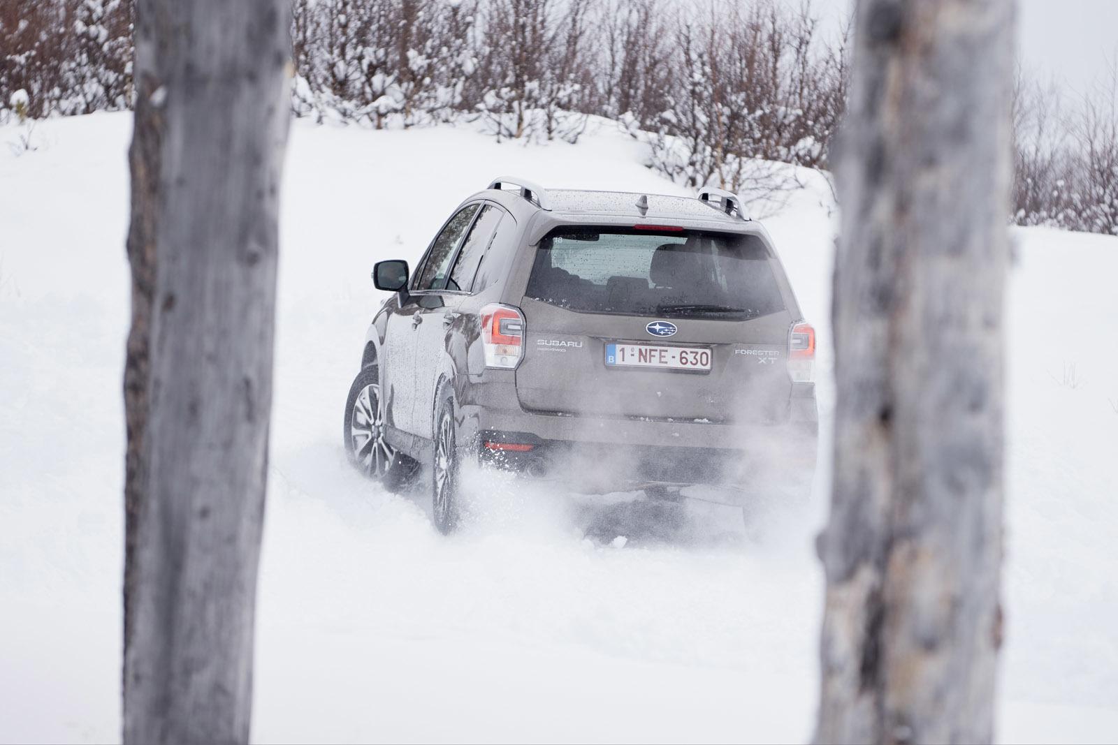 Foto de Subaru Snow Drive 2016 (12/137)