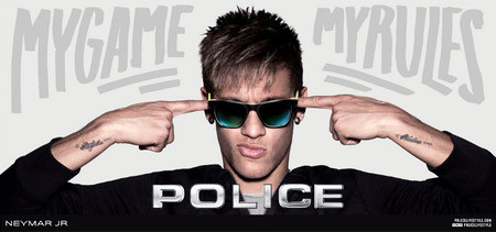 El enésimo futbolista metido a modelo: Neymar Jr. para Police