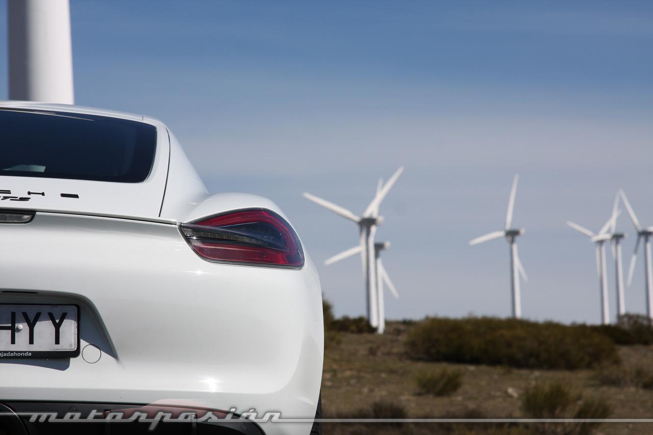 Foto de Porsche Cayman GTS (prueba) (22/34)