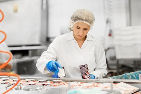Fraude Alimentario Industria