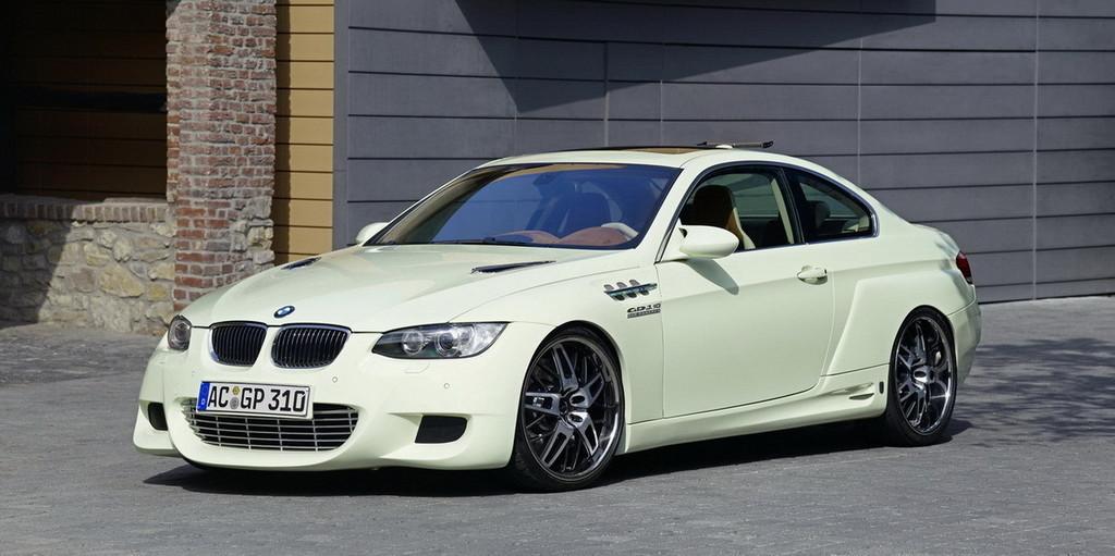 Foto de AC Schnitzer GP3.10: BMW Serie 3 a gas (1/21)