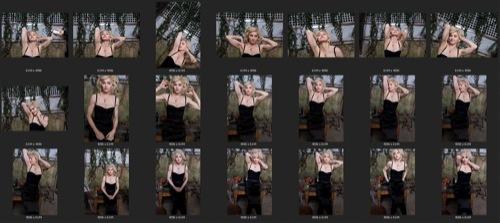 Madonna para Dolce & Gabbana. Todas las imágenes de la campaña Primavera-Verano 2010