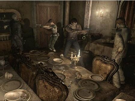 'Resident Evil Zero': primeras imágenes