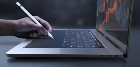 Concepto de MacBook Pro
