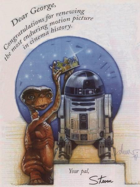 Felicitación Star Wars 2